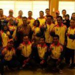 Gubernur H. Irianto Berikan Motivasi Kepada Kontingen Korpri Kaltara
