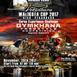 Gymkhana Freestyle Championship 2017 akan Digelar di Kota Pekanbaru