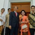 47 Dubes Hadiri Pernikahan Putri Presiden Joko Widodo