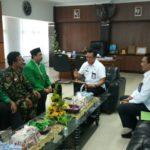 DPW PPP Riau Serahkan 5 Tuntutan Ke Kanwil Kemenkumham