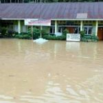 Kecamatan Pangkalan Banjir, Lalu Lintas Sumbar-Riau Macet Panjang