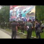 Pakai Atribut TNI, Baliho Edy Rahmayadi Dibongkar