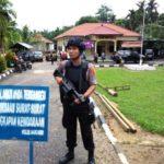 Ditangkap, Pelaku yang Serang Anggota Polsek Maro Sebo, Jambi