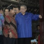 Tak Bahas Politik, Prabowo Besuk SBY