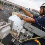 Kemenkominfo Kebut Pemulihan Layanan Telekomunikasi di Lombok