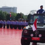 Presiden : TNI dan Polri Terdepan dalam Penanganan Bencana
