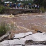 Bupati Kapuas Perintahkan Dinas PU Tangani Jembatan Yang Putus