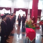 Sembilan Pejabat Tinggi Pemprov Kalteng Dilantik