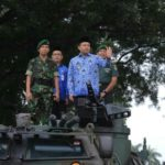 Walikota Tangerang Pimpin Upacara Hut PGRI Dan HGN