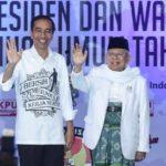 Jadi Sorotan, Elektabilitas Jokowi di Sumbar