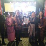 Nusantara Marandang Dapat Rekor MURI