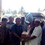 PAN Dharmasraya Bantu Korban Banjir di Pulau Punjung