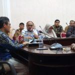 Gubernur Sumbar : Humas Pemerintah Jangan Kucing-Kucingan Takut Sama Wartawan