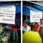 Sandiaga Diusir Pedagang Saat Kampanye di Sumatera Utara