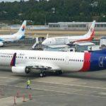 Malam Ini Pesawat Sriwijaya Air Akan Dipasangi Logo Garuda Indonesia