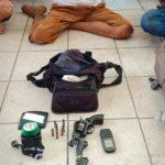 Lima Sekawan Ditangkap Ditsabhara Polda Kalteng