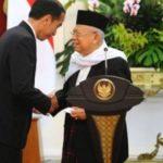 Enam Lembaga Survei Menangkan Jokowi - Ma'ruf