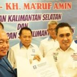 PAN Kalsel Dukung Jokowi - Ma'ruf Amin