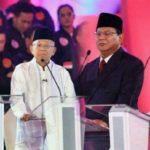 Hasil Survei Elektabilitas Capres dari 4 Lembaga Survei, Ini Jarak Jokowi-Maruf dengan Prabowo-Sandi