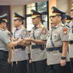 Kapolri Pimpin Sertijab Pejabat Utama Mabes Polri dan Para Kapolda