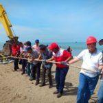 PT Telkom Indonesia Bangun Jaringan Kabel Optik Padang-Mentawai