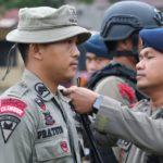 Brimobda Banten Laksanakan Latihan Program Quick Wins