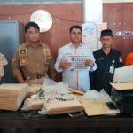 357 Eksemplar Tabloid Indonesia Barokah Diamankan Polda Kalteng