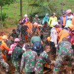 Ini Update Terakhir Evakuasi Longsor Sukabumi