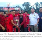 Minangkabau Cup II, Limapuluh Kota Diwakili Guguak, Luak dan Akabiluru ke Final Sumbar