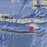 Sumba Barat Digoyang Gempa 6,2 SR