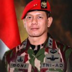 Presiden Lantik Letjen Doni Monardo Jadi Kepala BNPB