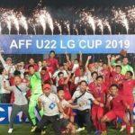 Tekuk Thailand 2-1 di Final, Timnas U-22 Juara AFF U-22 2019