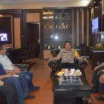 Penguatan Sinergitas, Polda Banten Terima Kunjungan PWI