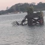 Mercusuar di Pulau Sikakap Mentawai Roboh Akibat Gempa 6,0 SR
