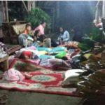 BMKG Catat 52 Gempa,  Warga Mentawai Tidur Di Luar Rumah