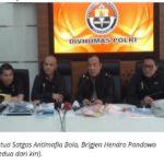 Plt Ketua Umum PSSI Jadi Tersangka dan Dicekal Keluar Negeri