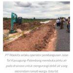 Hujan Lebat, Sejumlah Wilayah OKI Terendam Banjir