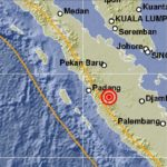 Gempa 5,6 SR Goyang Sumatera Barat