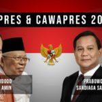 Survei: Kecuali FPI, Mayoritas Ormas Islam Dukung Jokowi-Amin