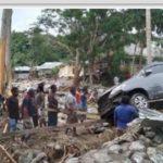69 Orang Dilaporkan Hilang Pasca Banjir Bandang di Sentani Jayapura