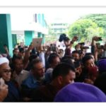 Ngabalin Diusir Mahasiswa di Kampus UINSU Medan