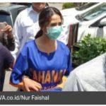 Sidang Perdana Prostitusi Online, JPU: Yang 'Kencani' Vanessa Angel Bernama Rian Subroto