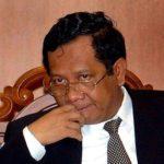 Mahfud MD Tegor Amien Rais