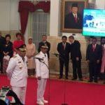 Mantan Komandan Brimob Polri Dilantik Presiden Jadi Gubernur Maluku