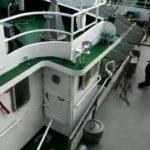 Tangkap Ilegal Fishing Di Natuna, KRI TNI AL Ditabrak Dinas Perikanan Vietnam