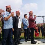 Komisi lll DPR RI Kunjungan Kerja  ke Polda Kalteng