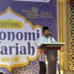Masyarakat dan Pelajar Antusias Menghadiri Festival Ekonomi Syariah