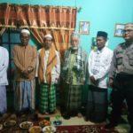 Abuya Muhtadi, Hadiri giat Sambang bersama Bhabinkhamtibmas Polsek Anyar