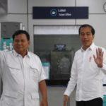Inikah Tiga Tokoh , yang Merancang Pertemuan Jokowi - Prabowo?