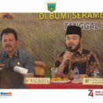 2.200 Penari Kolosal Meriahkan Pembukaan KBN ke - X di Padang Panjang